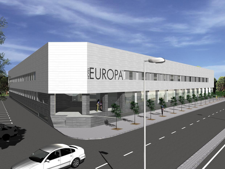 reforma hotel europa fernando garcia arquitecto 2