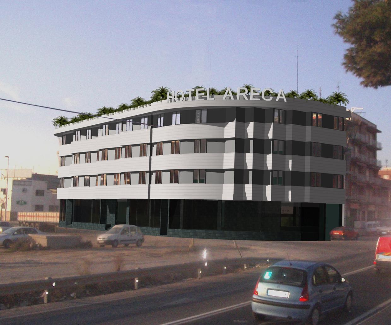 fernando garcia arquitecto hotel areca