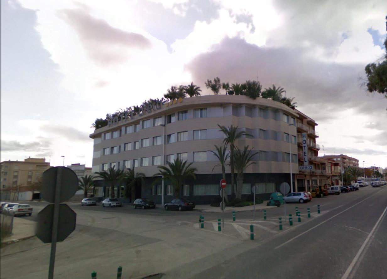 fernando garcia arquitecto hotel areca 2