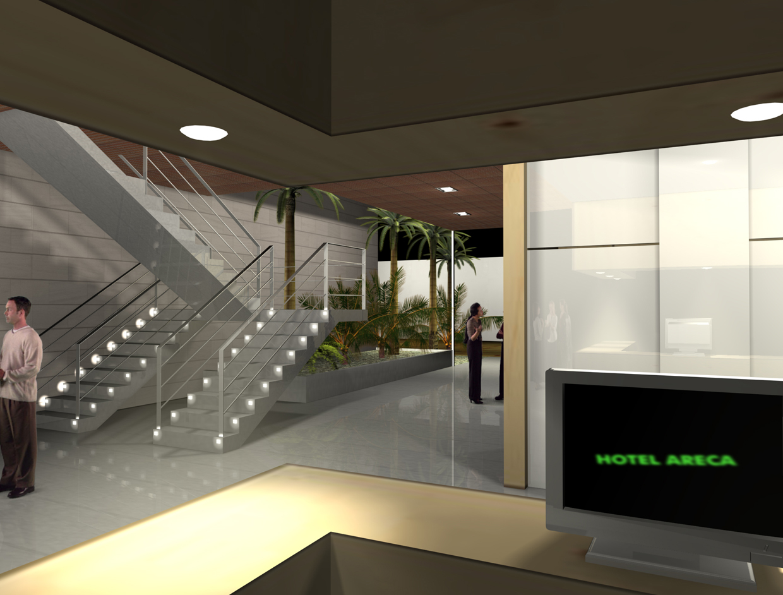 fernando garcia arquitecto hotel areca 3