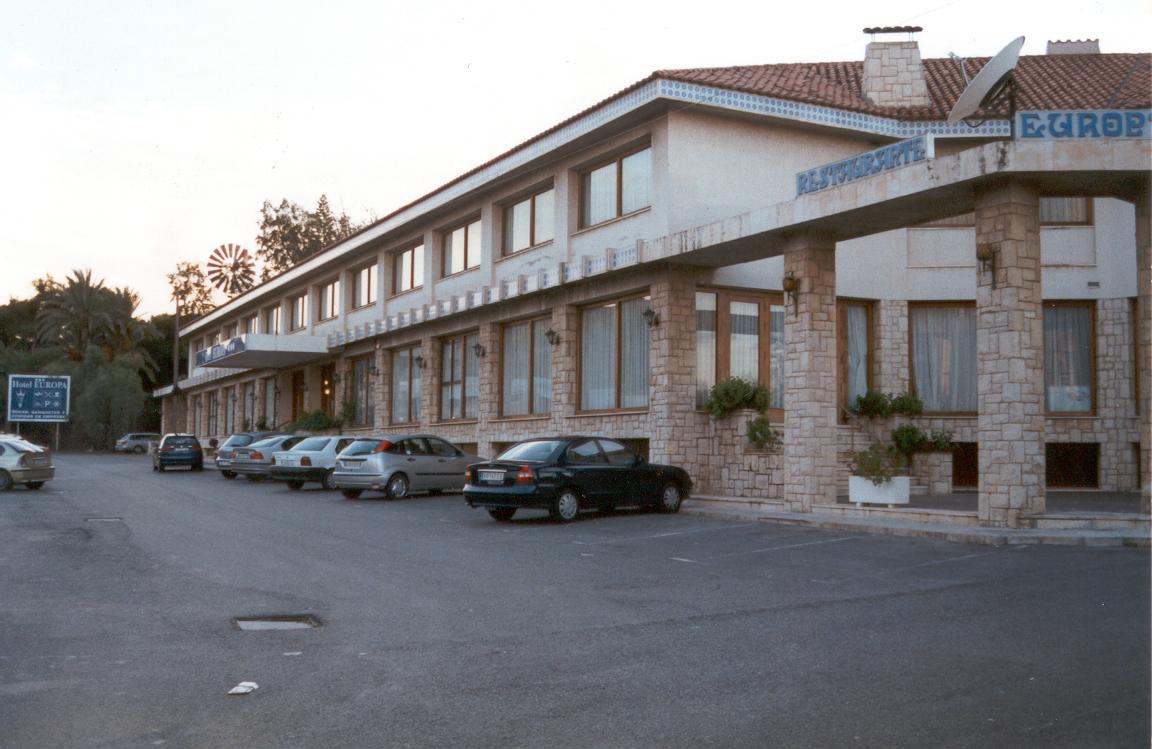 reforma hotel europa fernando garcia arquitecto