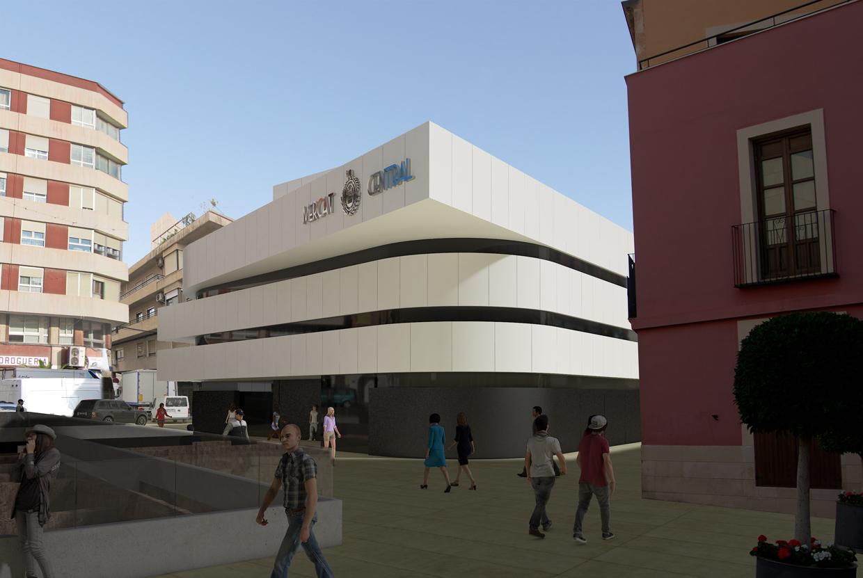 Mercado central Elche Fernando Gracía Arquitecto 3