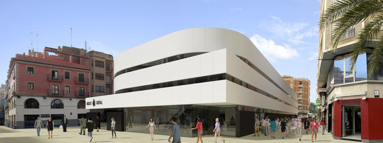 Mercado central Elche Fernando Gracía Arquitecto 4