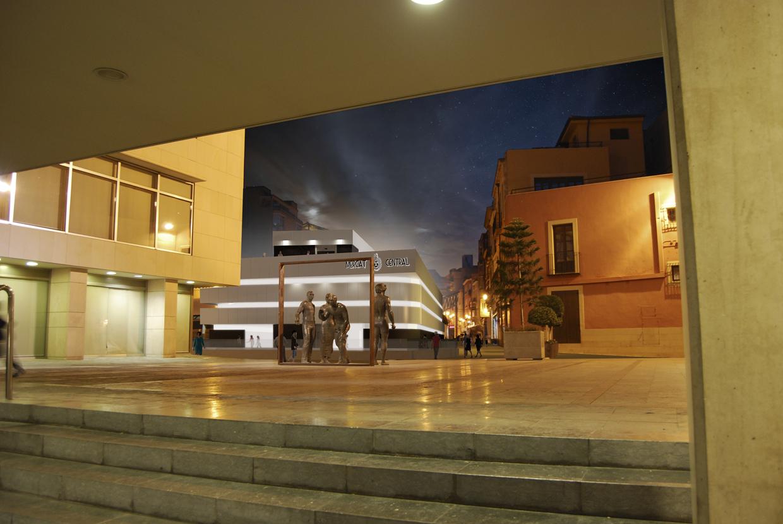 Mercado central Elche Fernando Gracía Arquitecto 6