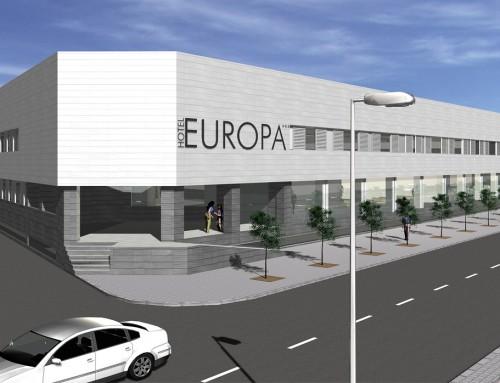 Hotel Europa en Alicante