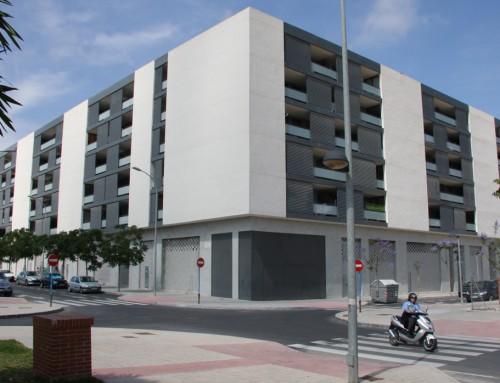 Edificio de Vivienda IVVSA Alicante