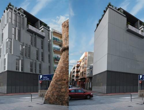 Edificio de Viviendas en Santa Pola