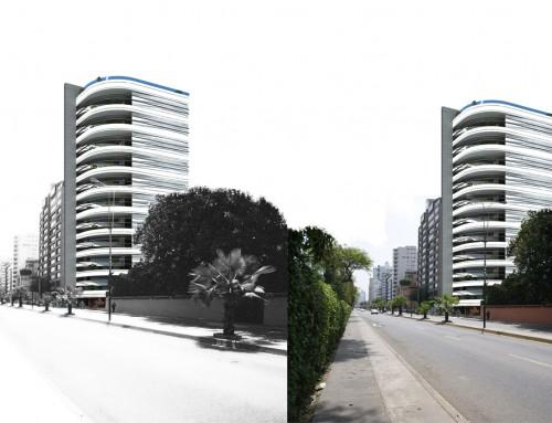 Concurso de Apartamentos de Lujo en Lima – Perú