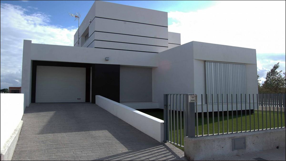 ARQUITECTO VIVIENDAS UNIFAMILIARES