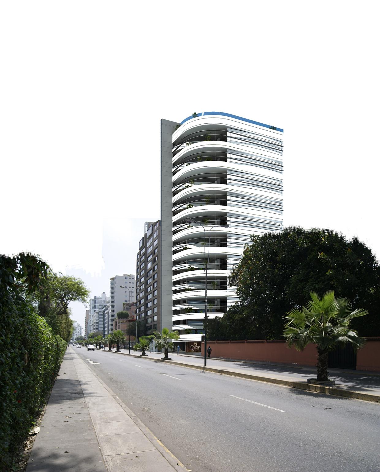 fernando garcia arquitecto apartamentos lima